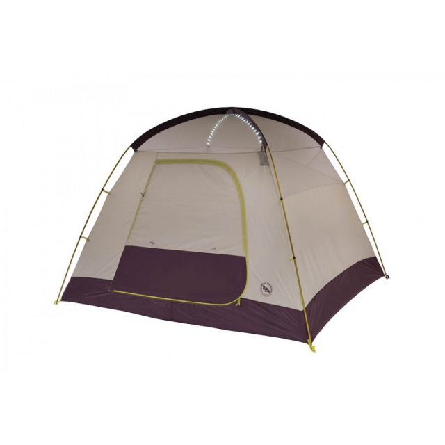 Big Agnes - Yellow Jacket 4 Person mtnGLO Tent