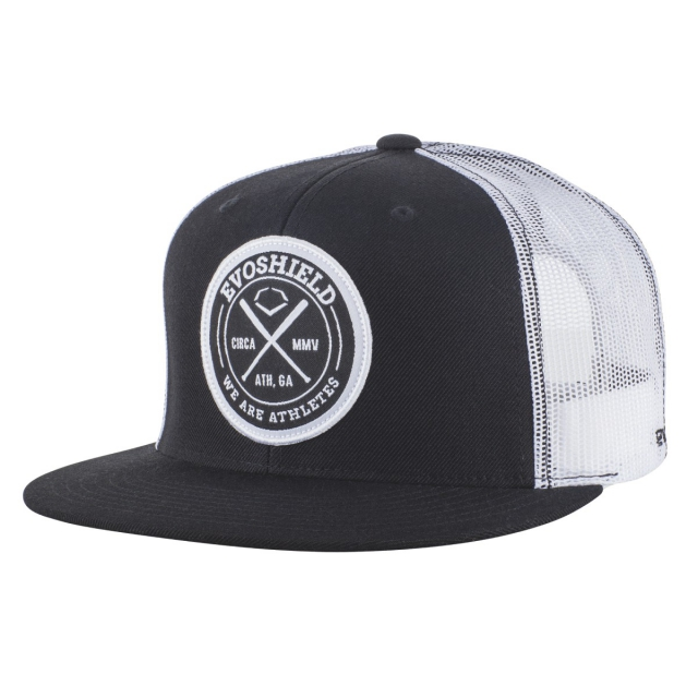 75464dd8d00 EvoShield   Classic Crest Patch Snapback Hat