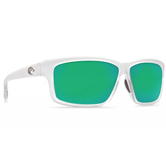 Costa - Cut  -  Green Mirror Glass - W580