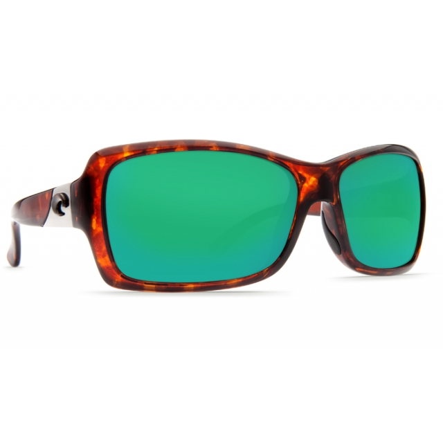 Costa - Islamorada - Green Mirror 580P