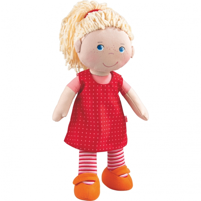 HABA - Doll Annelie - 12""