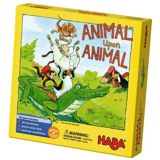 HABA - Animal Upon Animal Game in Bethesda MD