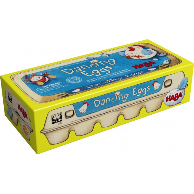 HABA - Dancing Eggs Game