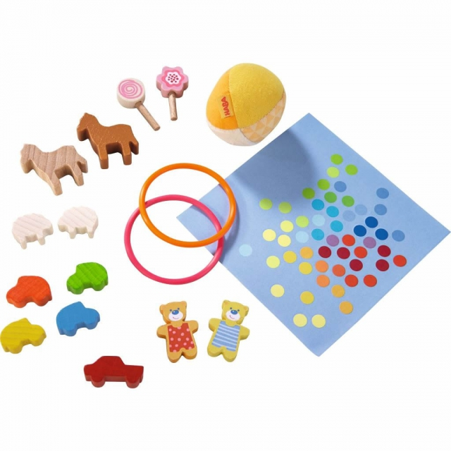 HABA - Little Friends -  Favorite Toys