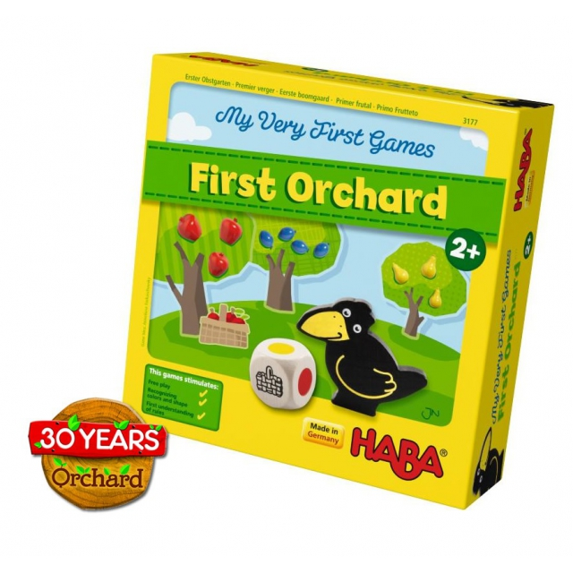 HABA - My Very First Games  - First Orchard in Bethesda MD