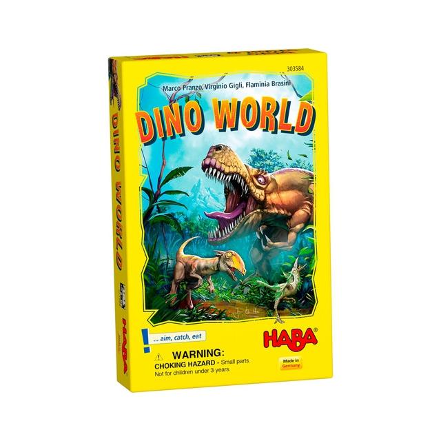 HABA - Dino World
