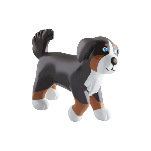HABA - Little Friends - Tricolor Dog Leika