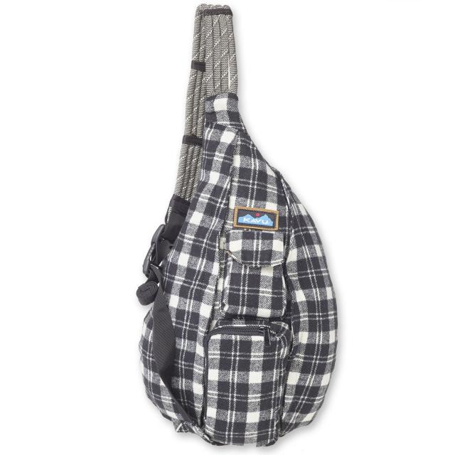 KAVU - Plaid Rope Bag in Sioux Falls SD