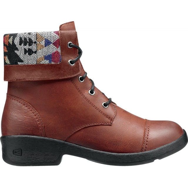 Keen - Tyretread Lace Boot