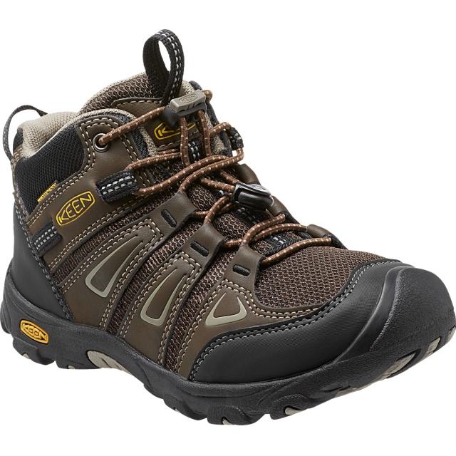 Keen - Big Kid's Oakridge Waterproof Boot