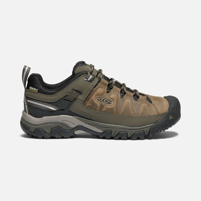 Men's Targhee III Leather Waterproof