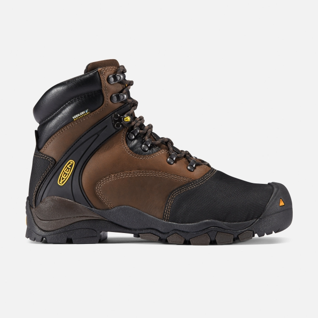 Keen - Men's Louisville 6'' MET (Steel Toe)