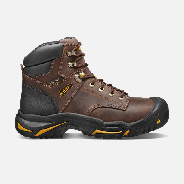 Keen - Men's Mt Vernon 6'' Waterproof