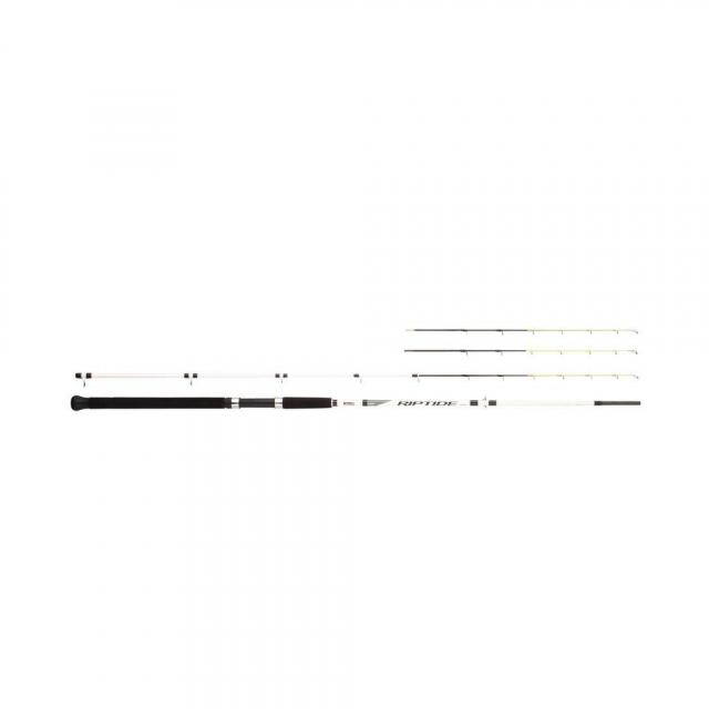 Mitchell - Riptide RZ Surfcasting Tele | 4.50m | Model #ROD RIPTIDE RZ T-450 120/180 Surfcasting