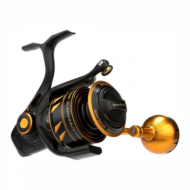 PENN - Slammer IV Spinning   5500   5.6:1   Model #SLAIV5500BLS