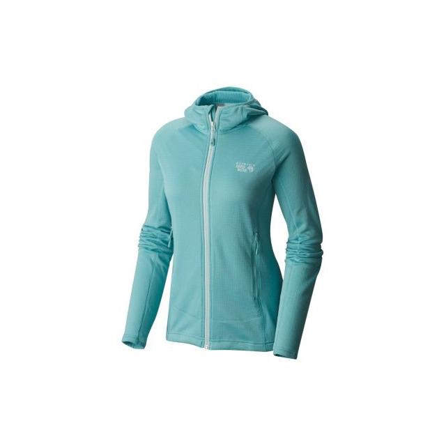 Mountain Hardwear - Desna Grid Hooded Jacket