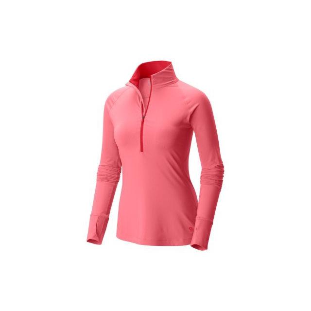 Mountain Hardwear - Women's Butterlicious Long Sleeve 1/2 Zip