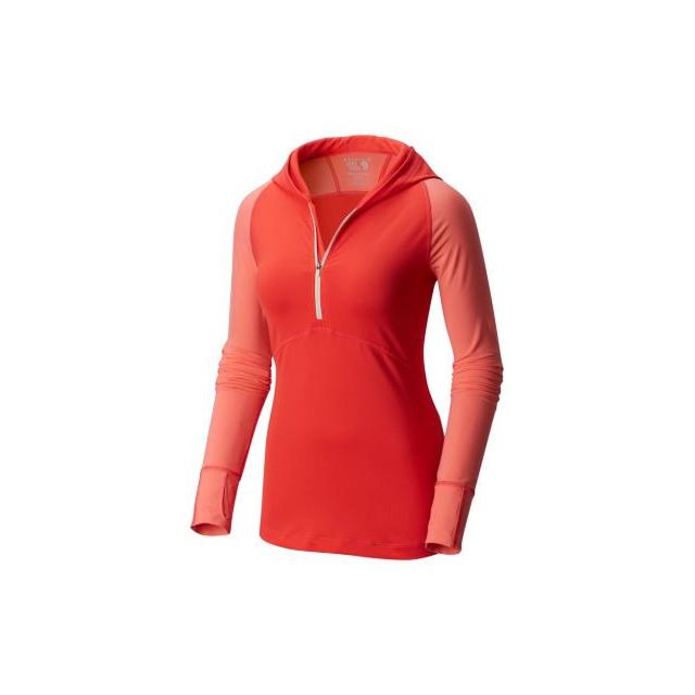 Mountain Hardwear - Women's Butterlicious Long Sleeve Hoody