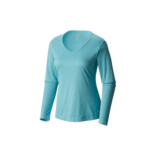 Mountain Hardwear - Women's Wicked Printed Long Sleeve T