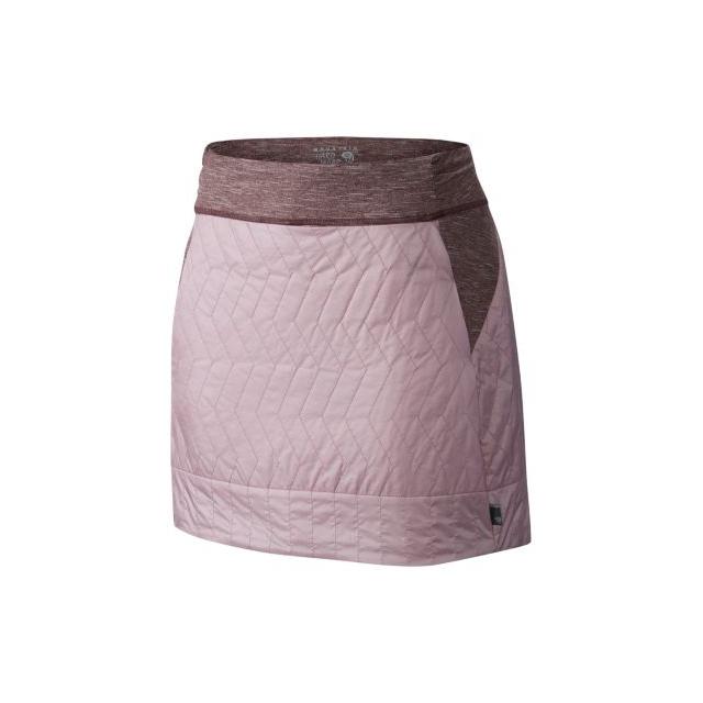 Mountain Hardwear - Women's Trekkin Insulated Mini Skirt