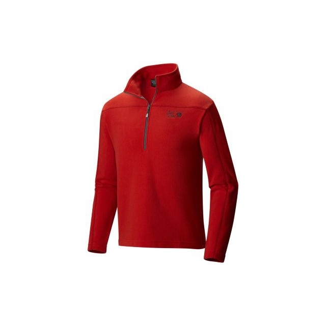 Mountain Hardwear - Men's Microchill Zip T