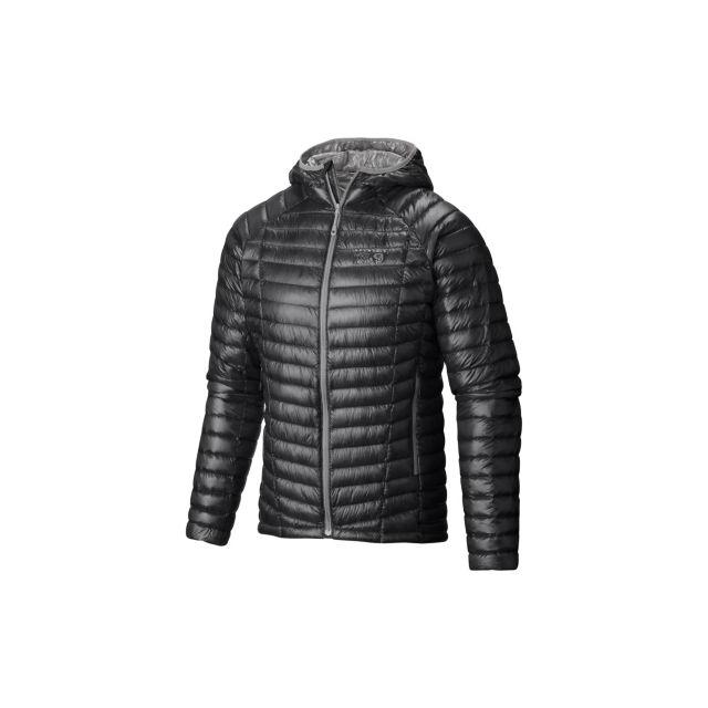 Mountain Hardwear - Men's Ghost Whisperer Hooded Down Jacket