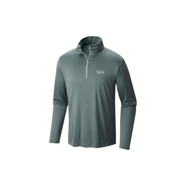 Mountain Hardwear - Wicked Long Sleeve Zip T