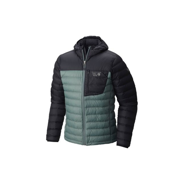 Mountain Hardwear - Dynotherm Hooded Down Jacket