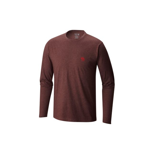 Mountain Hardwear - Men's MHW Logo Graphic Long Sleeve T