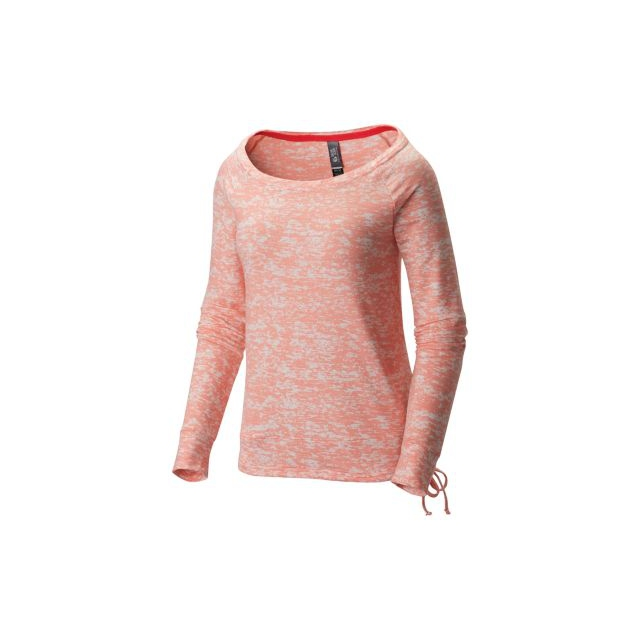 Mountain Hardwear - Women's Burned Out Long Sleeve Pullover
