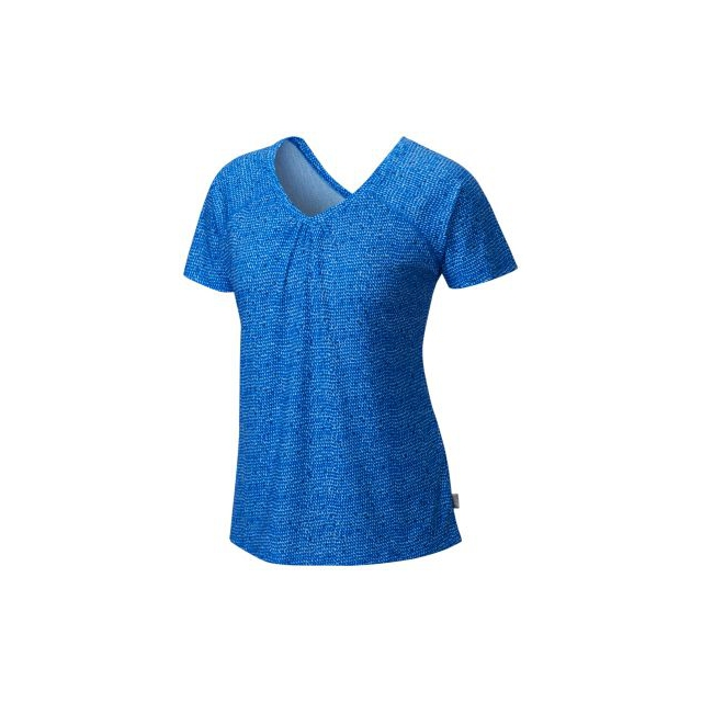 Mountain Hardwear - Women's DrySpun Printed Short Sleeve T