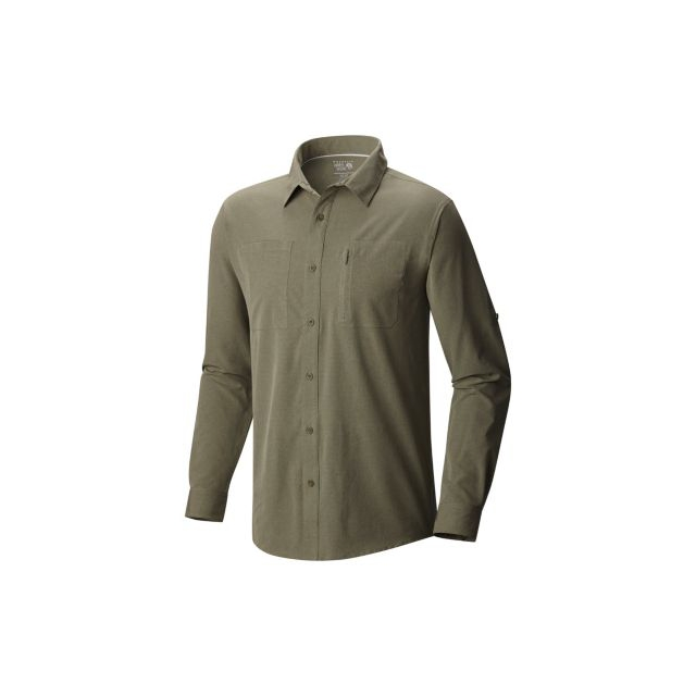 Mountain Hardwear - Air Tech Long Sleeve Shirt