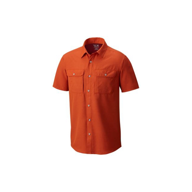 Mountain Hardwear - Men's Canyon Short Sleeve Shirt