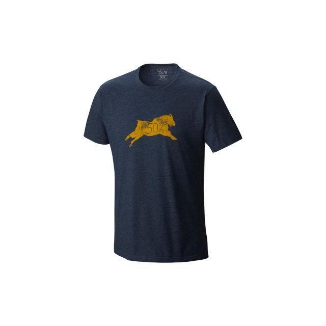 Mountain Hardwear - Men's 50 Percent Goat Short Sleeve T