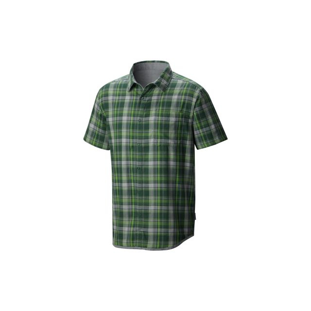 Mountain Hardwear - Men's Mcclatchy Reversible Short Sleeve Shirt