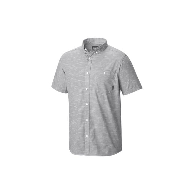 Mountain Hardwear - Men's Hardwear Camo Short Sleeve Shirt