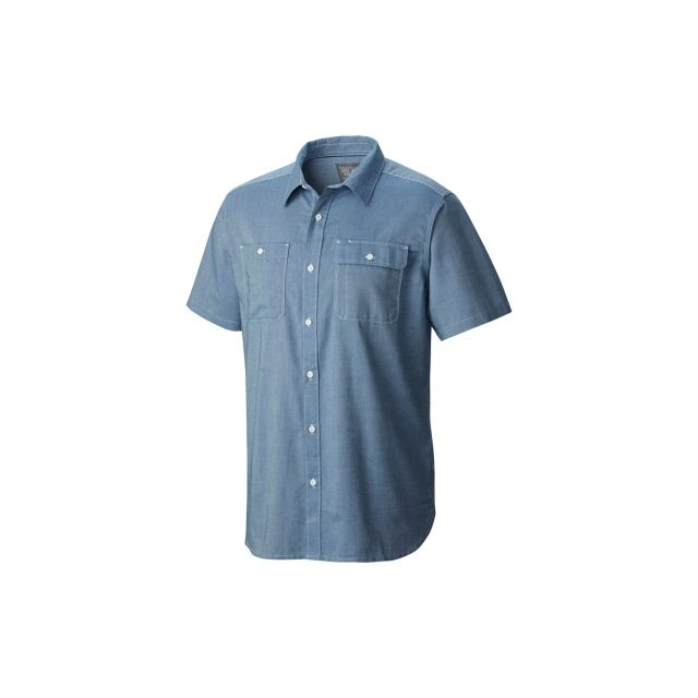 Mountain Hardwear - Men's Drummond Utility Short Sleeve Shirt