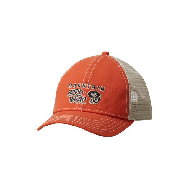 Mountain Hardwear - Eddy Rucker Trucker Cap