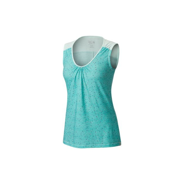 Mountain Hardwear - Women's DrySpun Printed Sleeveless T