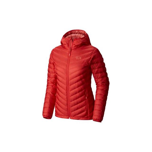 Mountain Hardwear - Micro Ratio Hooded Down Jacket