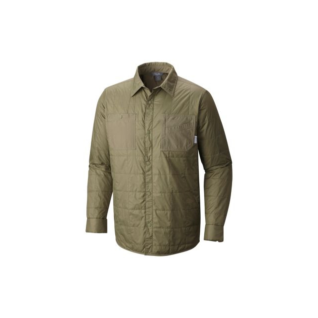 Mountain Hardwear - Trekkin Insulated Shacket