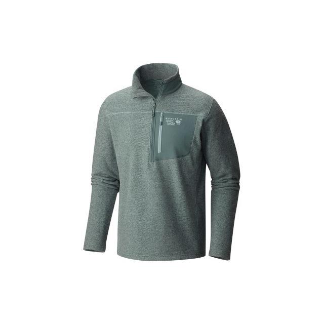 Mountain Hardwear - Men's Toasty Twill Fleece 1/2 Zip