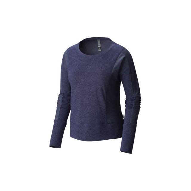 Mountain Hardwear - Shadow Knit Crew Long Sleeve Shirt