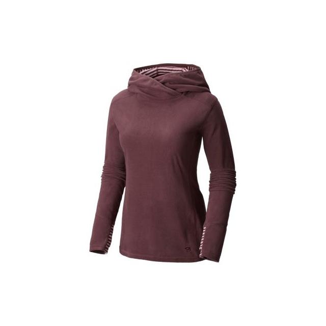 Mountain Hardwear - Microchill Lite Pullover Hoody