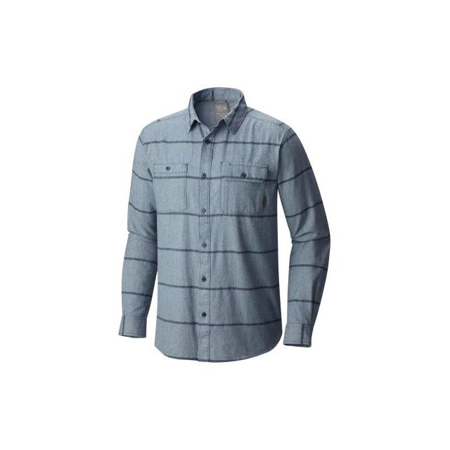 Mountain Hardwear - Men's Frequenter Stripe Long Sleeve Shirt