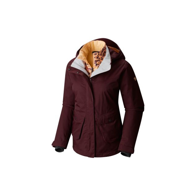 Mountain Hardwear - Snowburst Trifecta Jacket