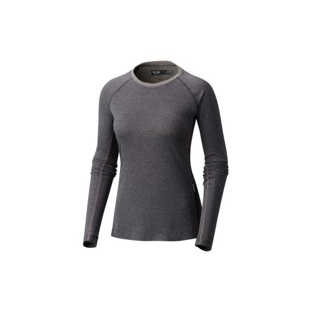 Mountain Hardwear Womens Kinetic Long Sleeve Crew Shirt