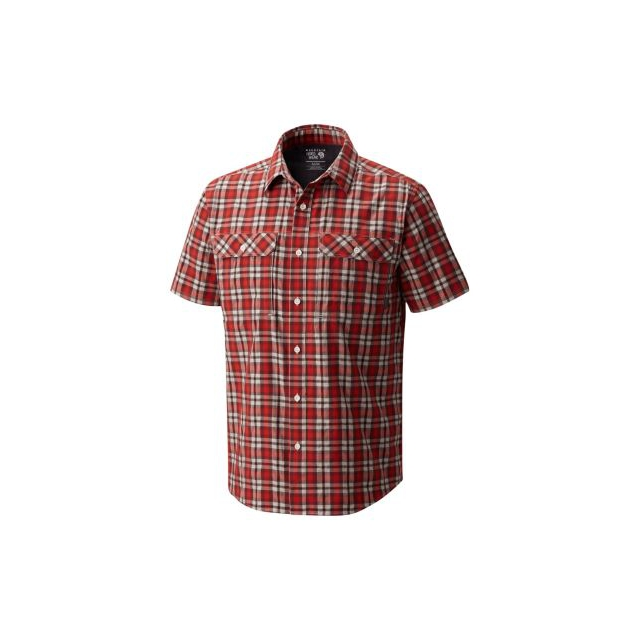 Mountain Hardwear - Men's Canyon AC Short Sleeve Shirt in Sioux Falls SD