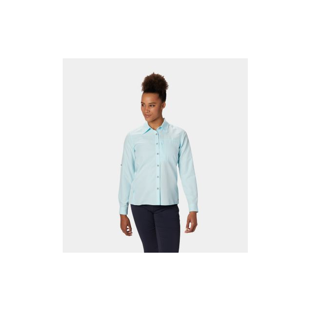 Mountain Hardwear - Women's Canyon Long Sleeve Shirt in Anchorage Ak