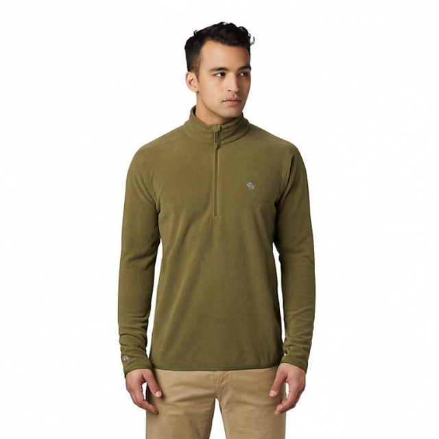 Men's Macrochill 1/2 Zip
